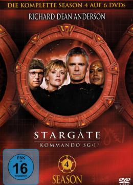 Stargate Kommando SG-1 - Staffel 4