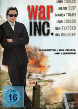 War, Inc. - Sie bestellen Krieg: Wir liefern!