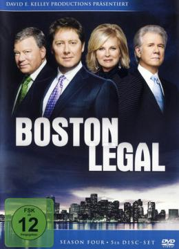 Boston Legal - Staffel 4