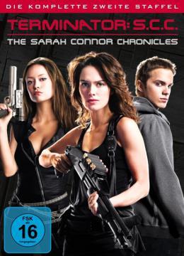 Terminator - S.C.C. - The Sarah Connor Chronicles - Staffel 2