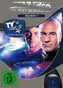 Star Trek - The Next Generation - Staffel 1