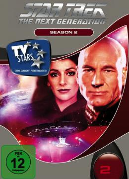 Star Trek - The Next Generation - Staffel 2