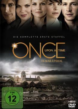 Once upon a time - Es war einmal... - Staffel 1  [6 DVDs]