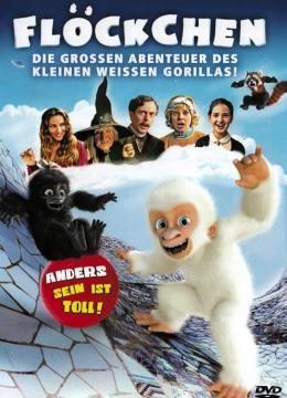 Flöckchen - Die grossen Abenteuer des kleinen weissen Gorillas!