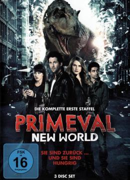 Primeval - New World - Staffel 1