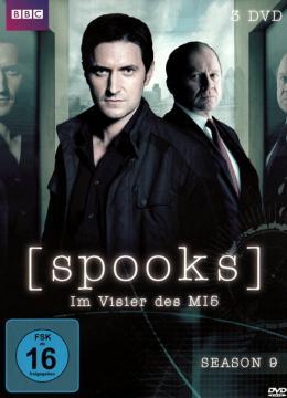 Spooks - Im Visier des MI5 - Staffel 9