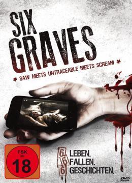 6 Graves - 6 Leben, 6 Fallen, 6 Gräber