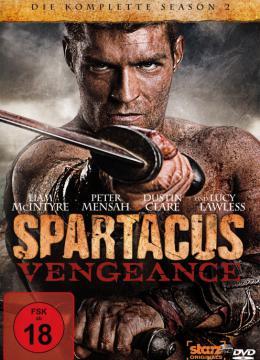 Spartacus - Vengeance - Staffel 2
