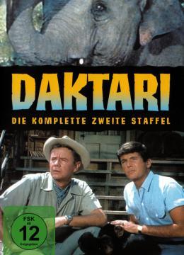Daktari - Staffel 2