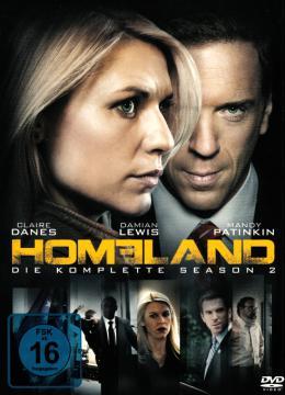 Homeland - Staffel 2
