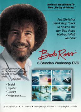 Bob Ross - 3-Stunden Workshop (OmU)