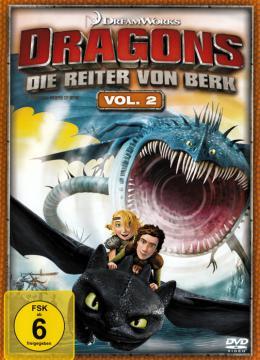 Dragons - Die Reiter von Berk - Volume 2