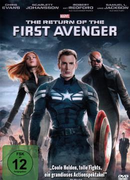 Captain America 2 - The return of the First Avenger