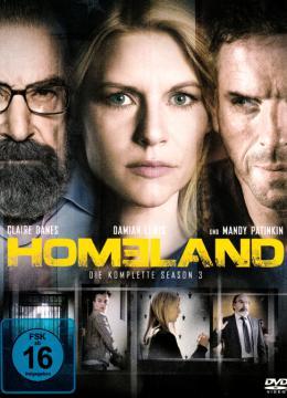 Homeland - Staffel 3