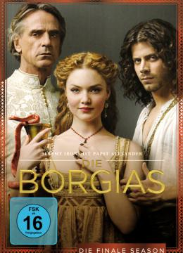 Die Borgias - Staffel 3