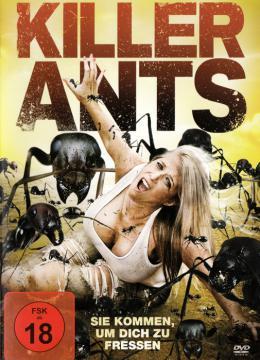 Killer Ants - Sie kommen um dich zu fressen