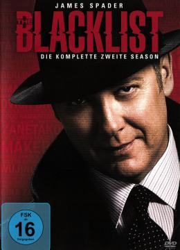 The Blacklist - Staffel 2