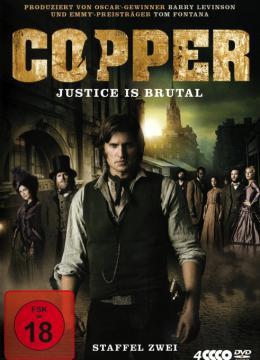 Copper - Justice is brutal - Staffel 2