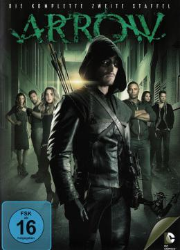 Arrow - Staffel 2