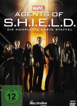 Marvels Agents of S.H.I.E.L.D. - Staffel 1
