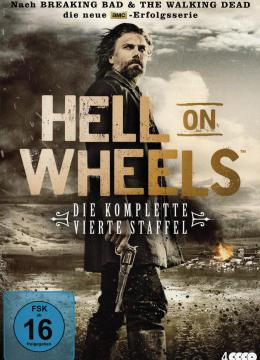 Hell on Wheels - Staffel 4