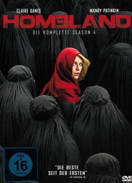 Homeland - Staffel 4
