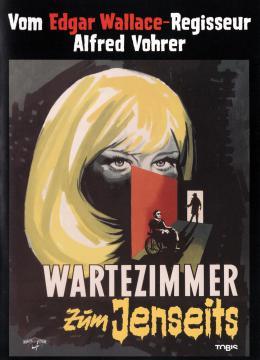 Edgar Wallace - Wartezimmer zum Jenseits