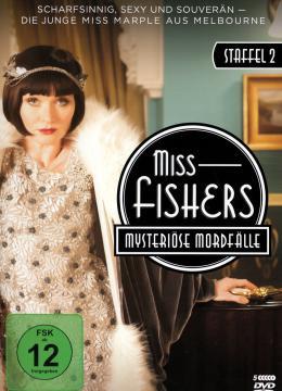 Miss Fishers mysteriöse Mordfälle - Staffel 2