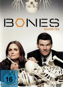 Bones - Staffel 10