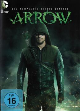 Arrow - Staffel 3