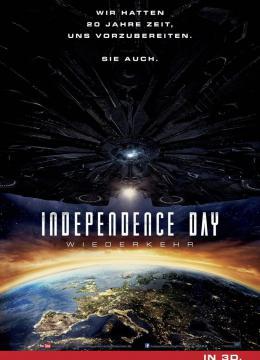Independence Day 2 - Wiederkehr