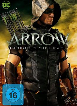 Arrow - Staffel 4