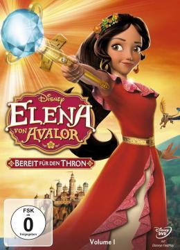 Elena von Avalor - Bereit für den Thron