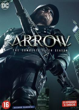 Arrow - Staffel 5