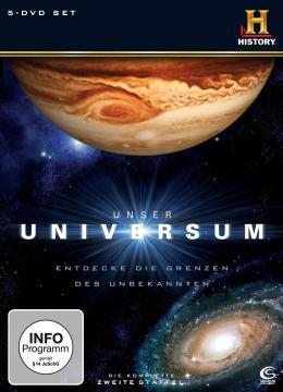 Unser Universum - Staffel 2