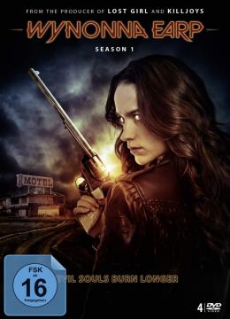 Wynonna Earp - Staffel 1