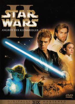 Star Wars - Episode II - Angriff der Klonkrieger