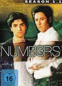Numb3rs - Staffel 1