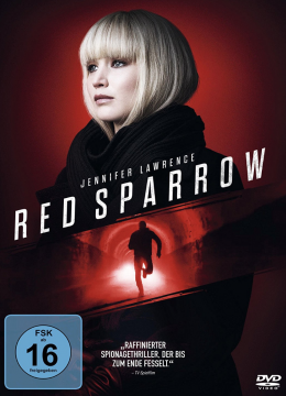 Red Sparrow - Le Moineau Rouge