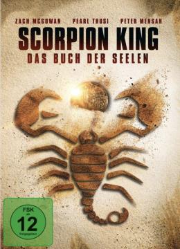 Le Roi Scorpion - Le livre des âmes